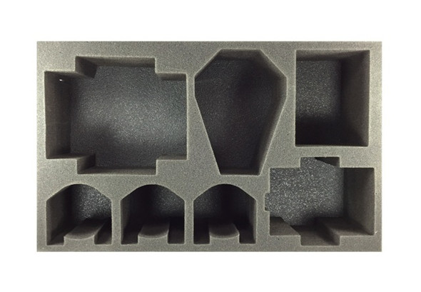 Crusader Space Marine Vehicle Foam Tray (CS-4)