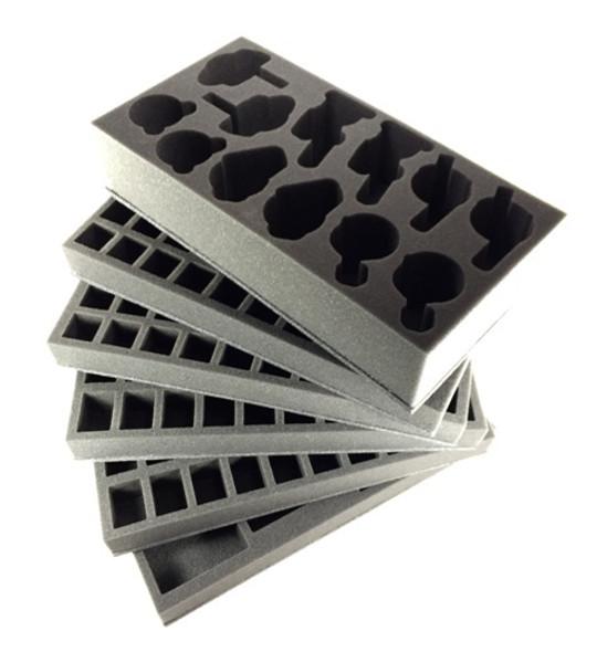 Ninja All-Stars Horizontal Foam Kit for the P.A.C.K. 432 (BFM)