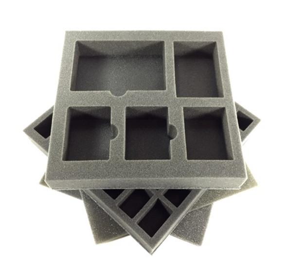 Ninja All-Stars Game Foam Tray Kit