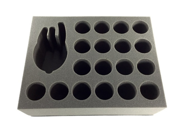 (Tyranids) Neural Node Formation Foam Tray (BFL-4.5)