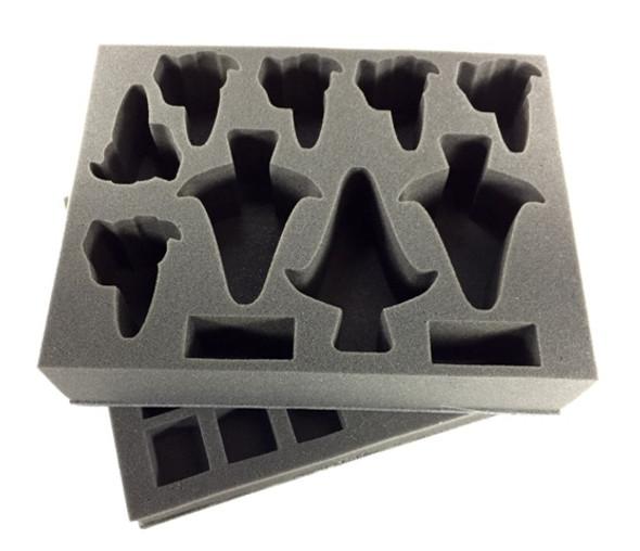 (Eldar) Cegorach's Jest Formation Foam Kit for the P.A.C.K. System Bags (BFL)