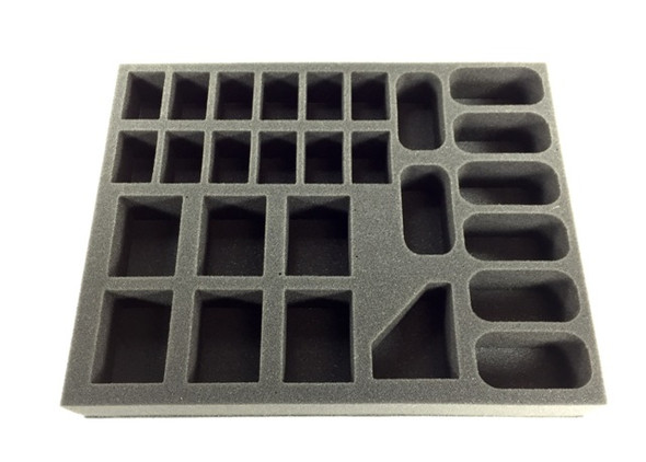 (Space Marines) Battle Demi-Company Assault Foam Tray (BFL-2)