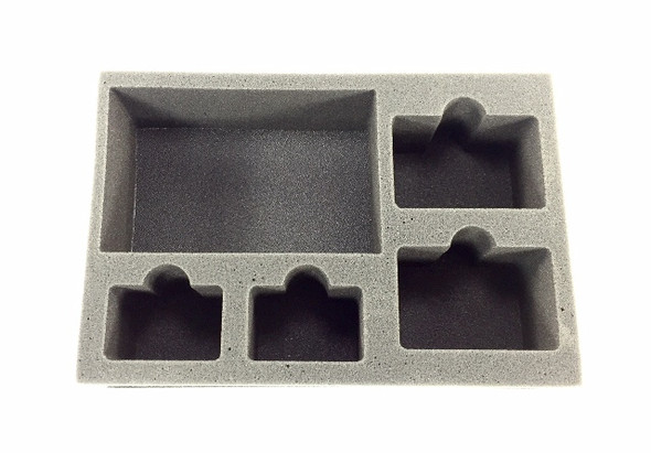 Descent Game and Character Card Foam Tray for the P.A.C.K. System Bags (BFS-3)