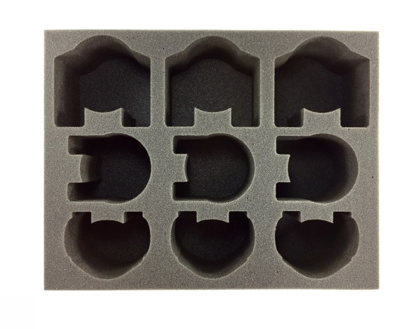 (30K) Horus Heresy Mixed Walker Foam Tray (BFL-4)
