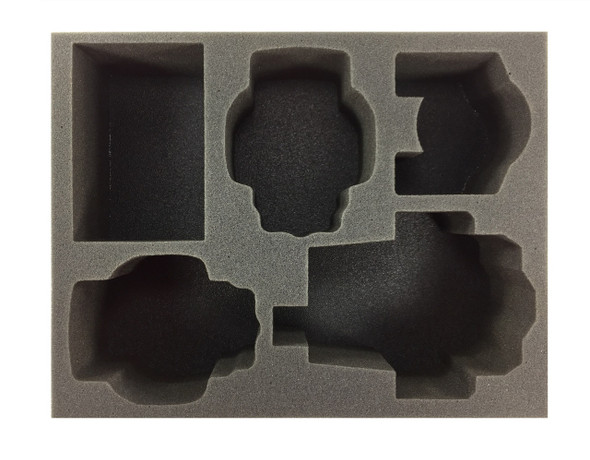 (30K) Horus Heresy Vehicle Foam Tray (BFL-4)