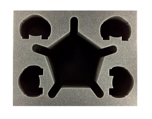 (30K) Horus Heresy Khrybdis Assault Claw Standing Foam Tray (BFL)
