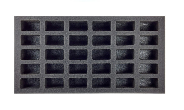 (Team Yankee) Flames of War British Recce Squadron Foam Tray (BFM-1.5)