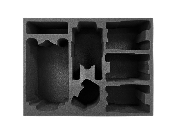 (30K) Legio Custodes Transport Vehicle Foam Tray (BFL-4)