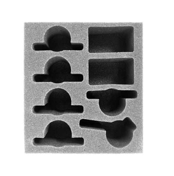 (Skorne) Cataphract Cetrati Plastic Unit Foam Tray (PP.5-3)