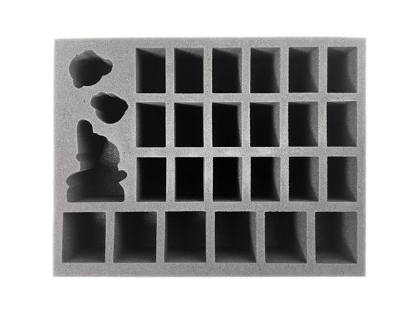 (Space Marines) Triumvirate of the Primarch Foam Tray (BFL-3)
