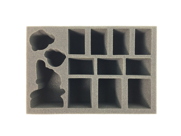 (Space Marines) Triumvirate of the Primarch Foam Tray (BFS-3)