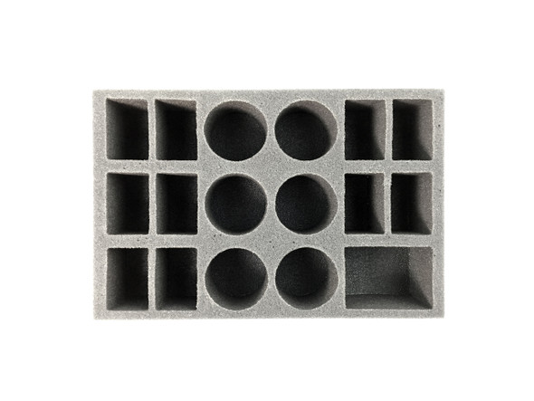 Necron Specialty Troop Foam Tray (BFS-2)