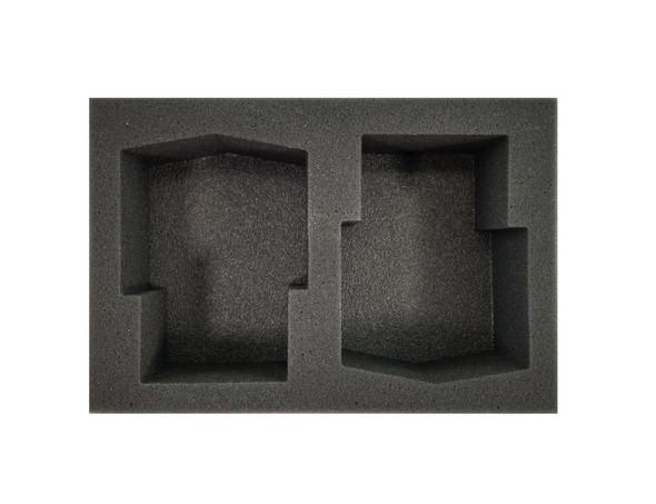 (Death Guard) 2 Plagueburst Crawler Foam Tray (BFS-3)
