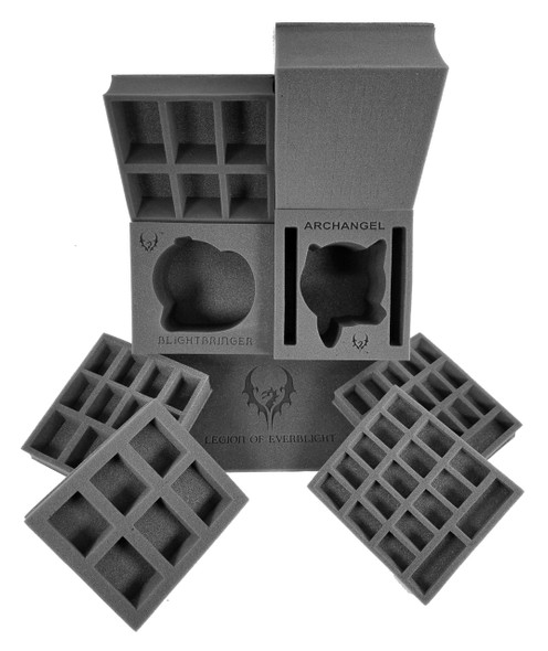 (Hordes) Legion of Everblight Half Tray Kit for the Hordes Bag (PP.5)