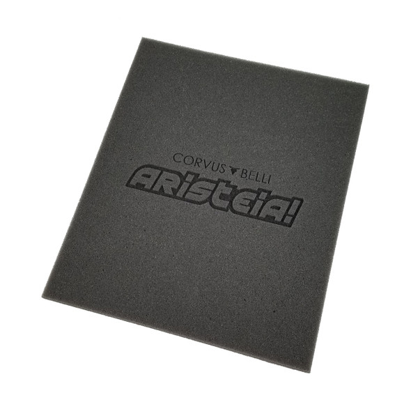 (Topper) Vertical Aristeia! Foam Topper for the Infinity Alpha Bag