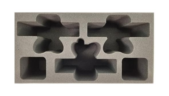 Age of Sigmar 3 Pusgoyle Blightlords Foam Tray (BFM-6.5)