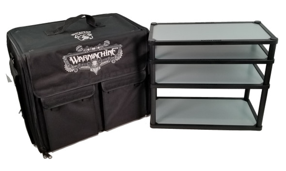 (Warmachine) Privateer Press Warmachine Bag with Magna Rack Original Load Out