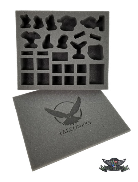 Guild Ball Falconer's Foam Kit (BFB)