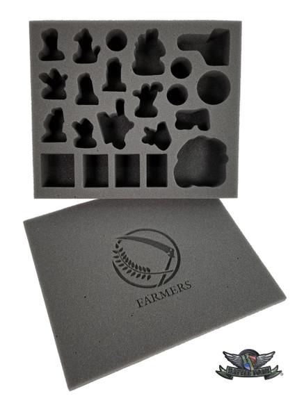 Guild Ball Farmer's Foam Kit (BFB)