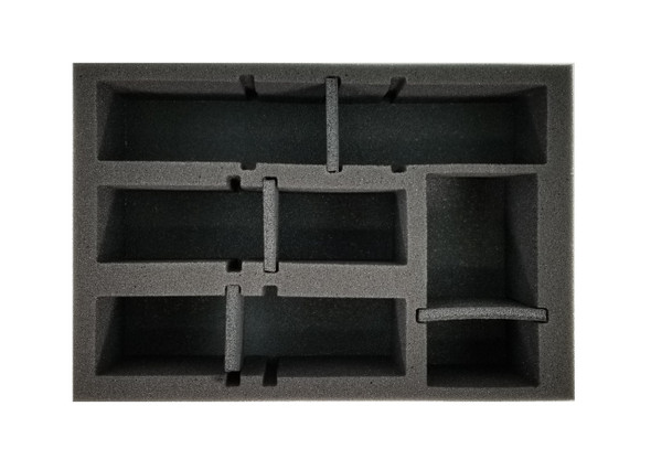 Gaslands Large Vehicle Modular Slots Foam Tray (BFS-2.5)