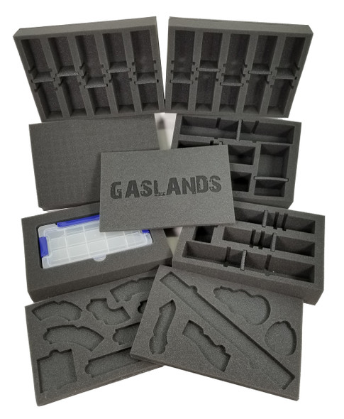 Gaslands Foam Kit for the P.A.C.K. 352 (BFS)