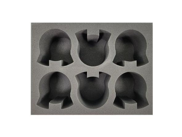 (Imperial Knight) 6 Armiger Foam Tray (BFL-5)