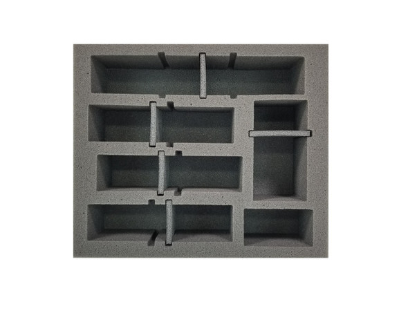 Gaslands Large Vehicle Modular Slots Foam Tray (BFB-2.5)