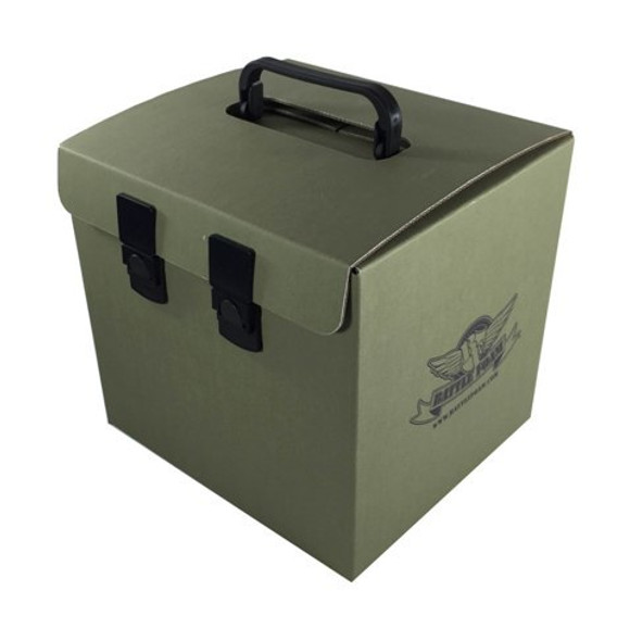(Clearance) Battle Foam 'D-Box' Empty (Green)