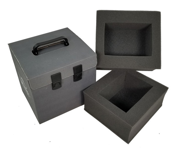 Battle Foam 'D-Box' with POP Load Out (Black)