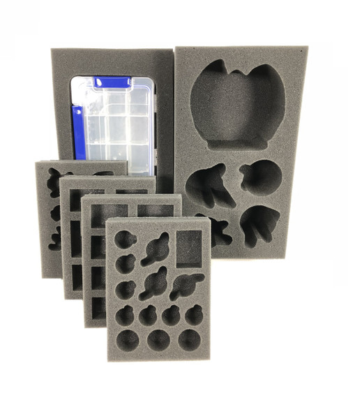 Dungeons and Dragons Legend of Drizzt Board Game Foam Kit