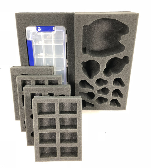 Dungeons and Dragons Wrath of Ashardalon Board Game Foam Kit