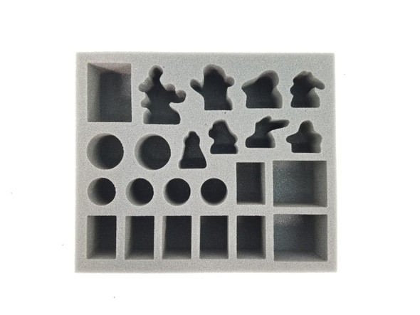 Guild Ball Butchers Troop Foam Tray (BFB-2)