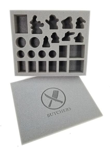 Guild Ball Butchers Foam Kit (BFB)