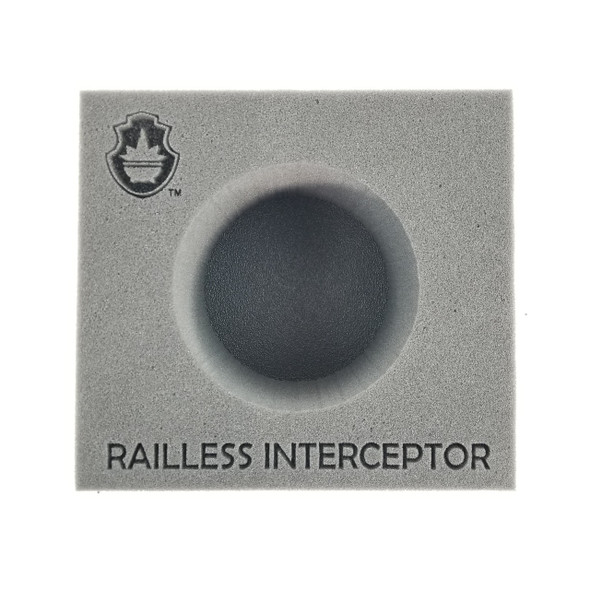 (Crucible Guard) Railless Interceptor Battle Engine Foam Tray (PP.5-4)