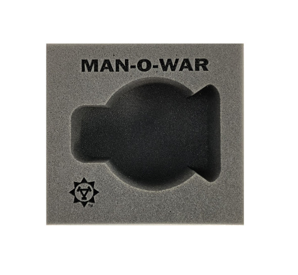 (Khador) Man-O-War Battle Engine Foam Tray (PP.5-3)