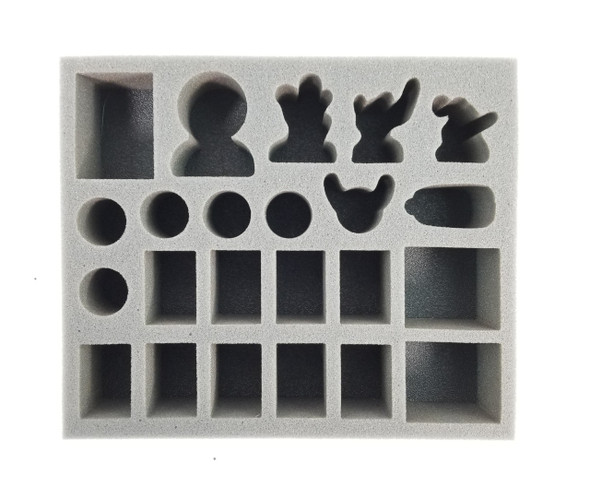 Guild Ball Navigators Troop Foam Tray (BFB-2)