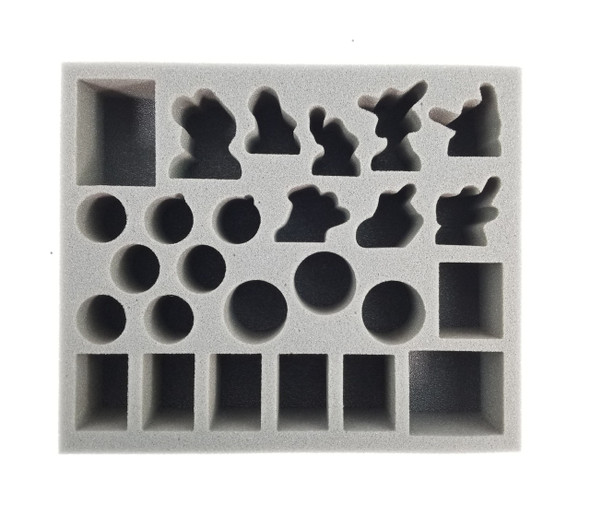 Guild Ball Union Troop Foam Tray (BFB-2)