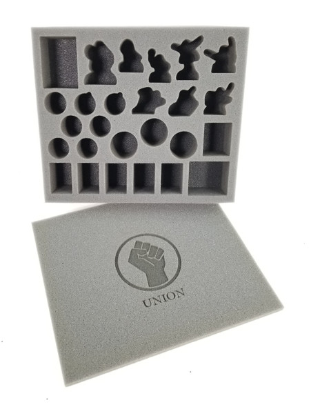 Guild Ball Union Foam Kit (BFB)