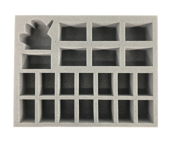 (Chaos Space Marine) Abaddon the Despoiler Foam Tray (BFL-2.5)