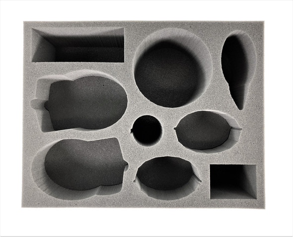 Age of Sigmar Soul Wars Forbidden Power Foam Tray (BFL-5)