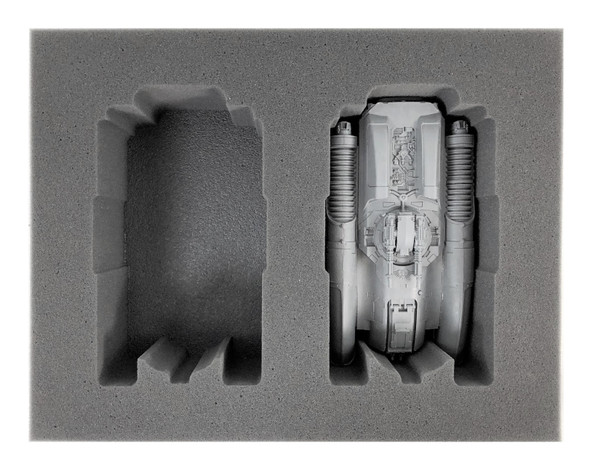Legio Custodes 2 Coronus Grav-Carrier Foam Tray (BFL-3.5)