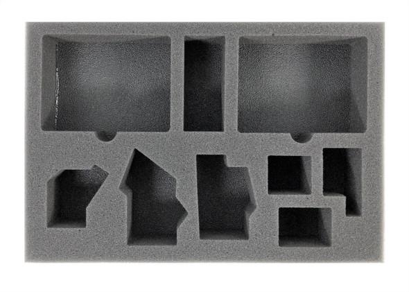 Warhammer Underworlds: Beastgrave Grashrak's Despoilers Foam Tray (BFS-1.5)