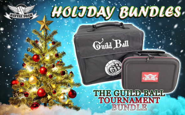 The Guild Ball Tournament Bundle