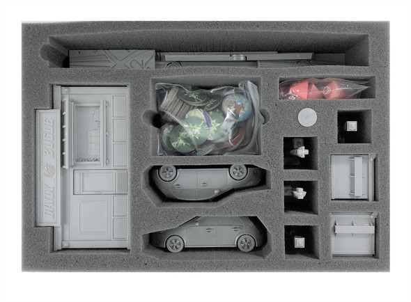 Marvel Crisis Protocol Terrain and Accessories Foam Tray (BFS-3)
