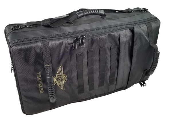 Battle Foam Traveler Bag Custom Load Out