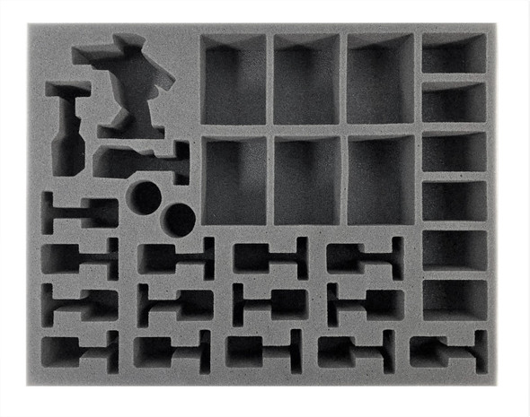 (Tau) New Shadowsun 6 Crisis Suit 6 Stealth Suit Foam Tray (BFL-2)
