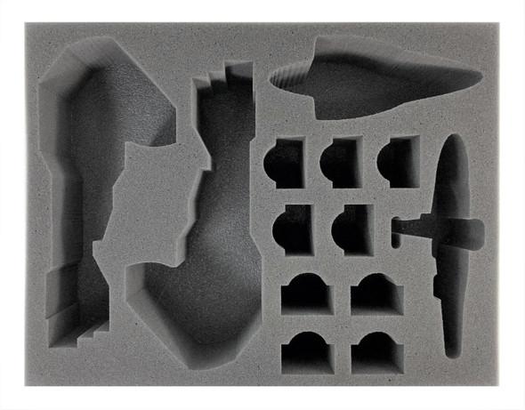 Star Wars Armada Nadiri Starhawk Foam Tray (BFL-3.5)