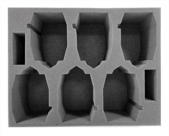 Adepta Sororitas Universal Vehicle Foam Tray (BFL-5)