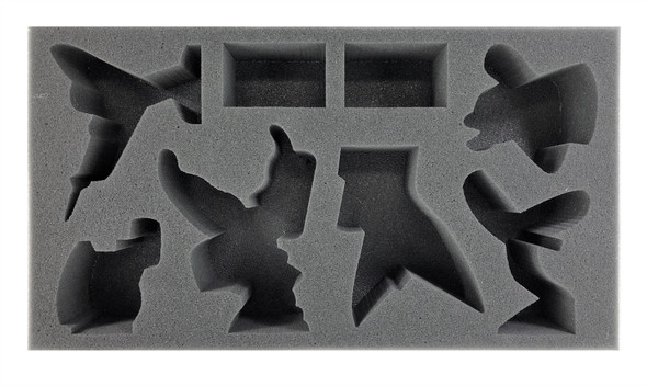 Warmachine/Hordes Archon Foam Tray (PP-2.5)