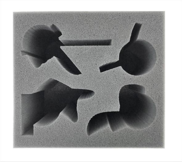Mercenaries Archon Foam Tray (PP.5-5.5)